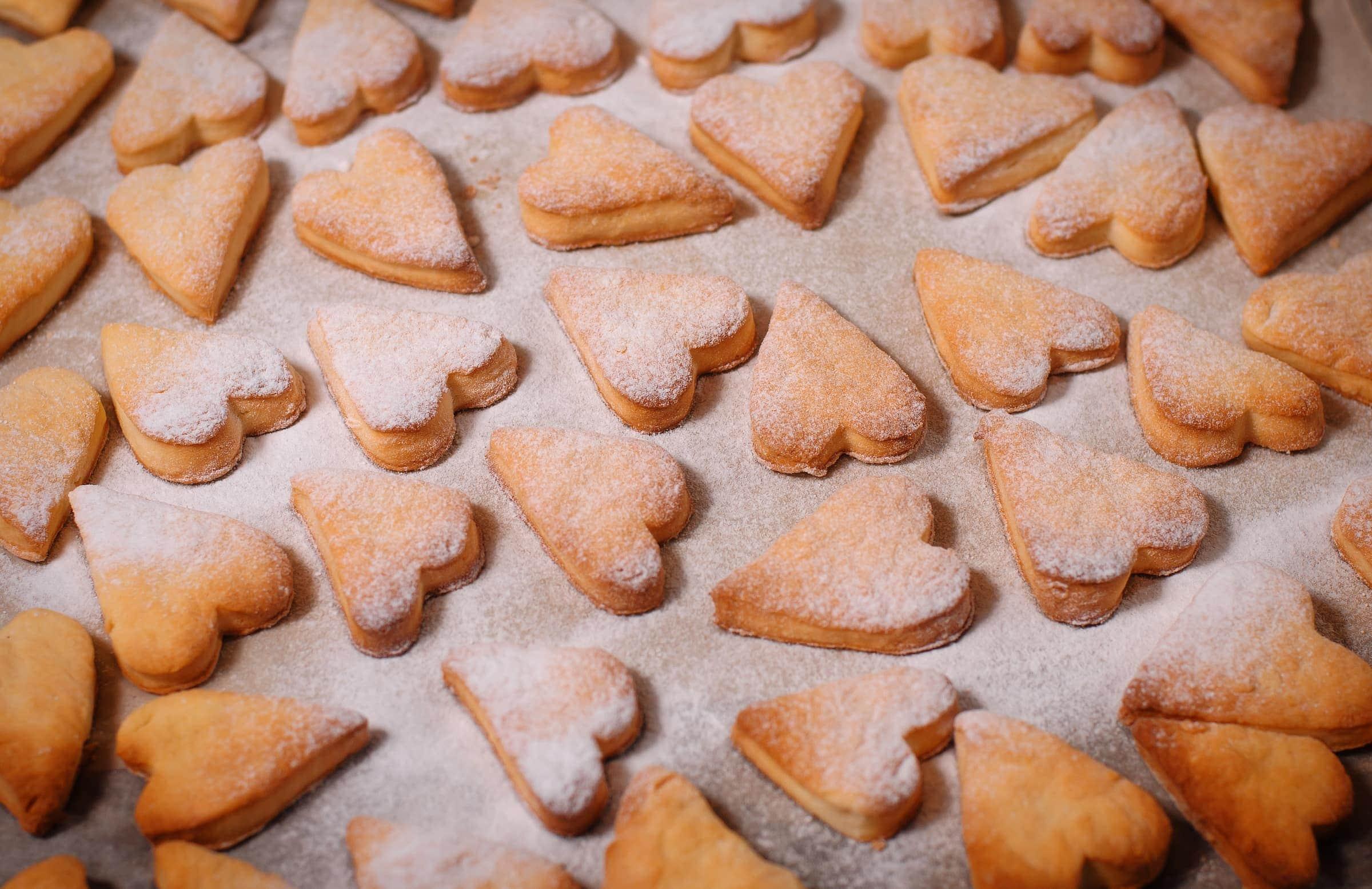 Ricetta Biscotti in Padella