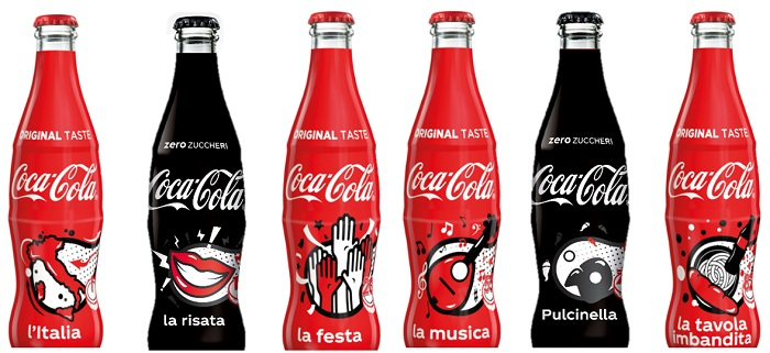 Coca Cola Smorfia Limited Edition